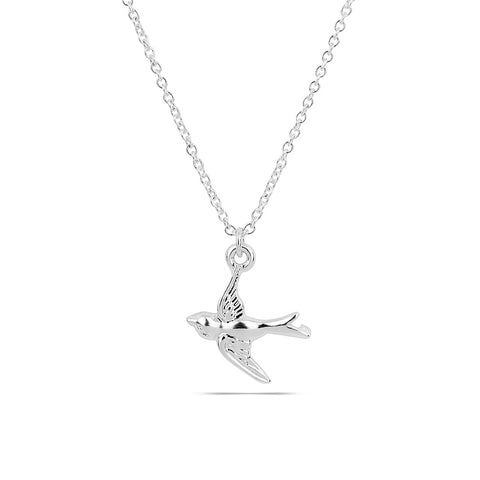 TRIBUTE INK Swallow Necklace