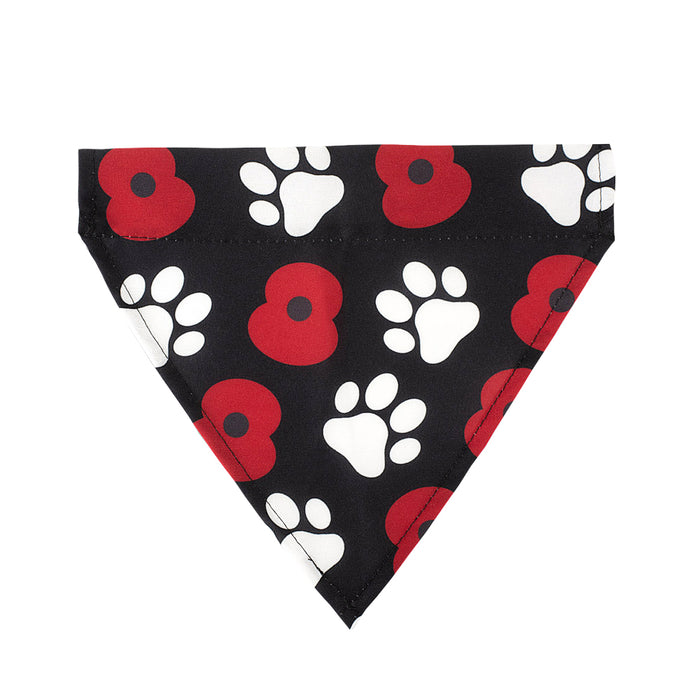 Poppy and Paw Dog Bandana (Small / Medium)