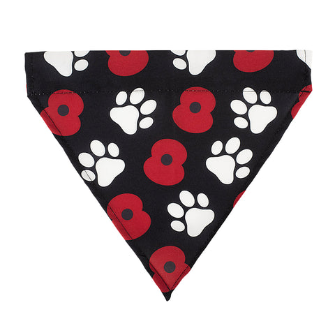 Poppy and Paw Dog Bandana (Medium / Large)