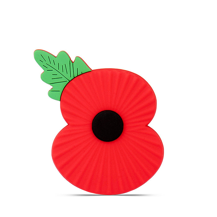 Poppy Fridge Magnet