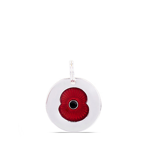 Poppy Collection Pet Tag
