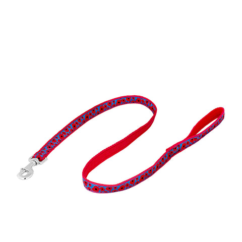 Short Poppy Dog Lead (19mm wide)