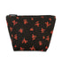 Lesley Sharp Trailing Poppies Cosmetic Bag