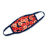 Poppy Print Reusable Face Covering