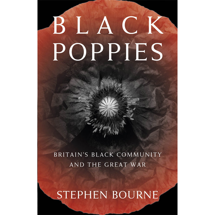 Black Poppies Book