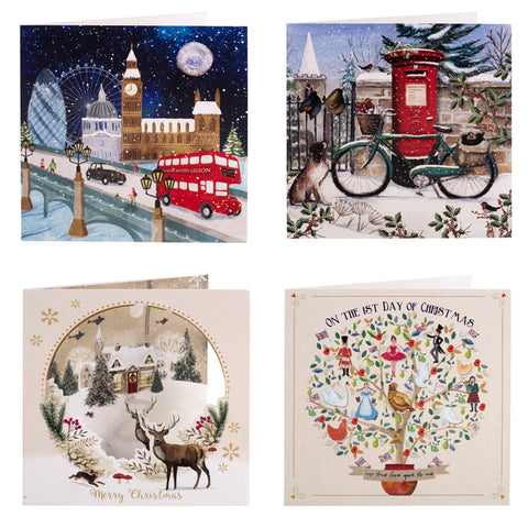Christmas Card Bumper Pack
