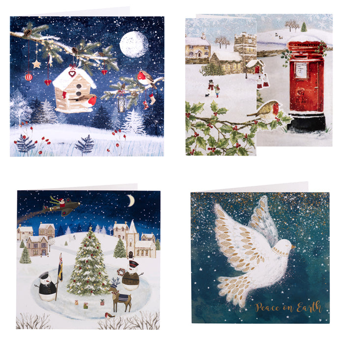 Christmas Card Multi Pack
