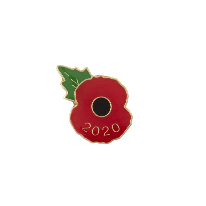 £3 Dated Poppy Pin 2020