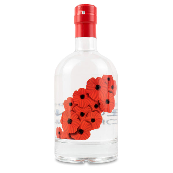 Royal British Legion Poppy Gin