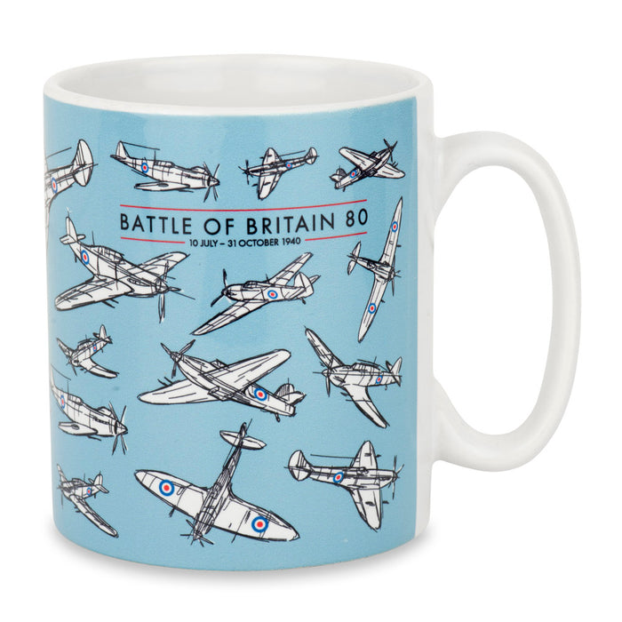 Battle of Britain 80 Mug