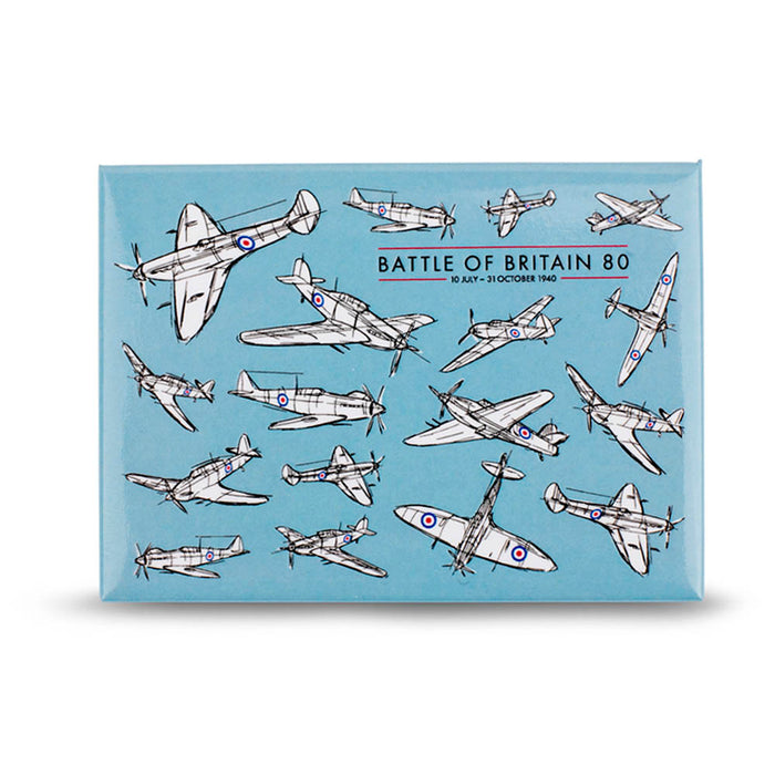 Battle of Britain 80 Magnet