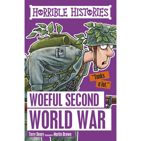 Woeful Second World War - Horrible Histories