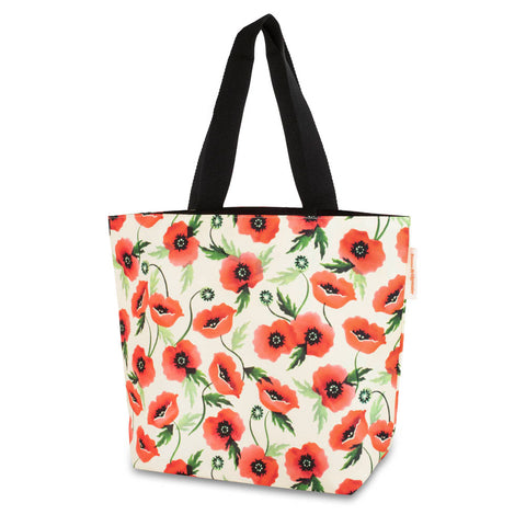 Emma Bridgewater Cream Poppy Shopper Bag