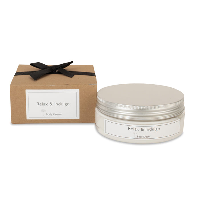 Relax & Indulge Body Cream
