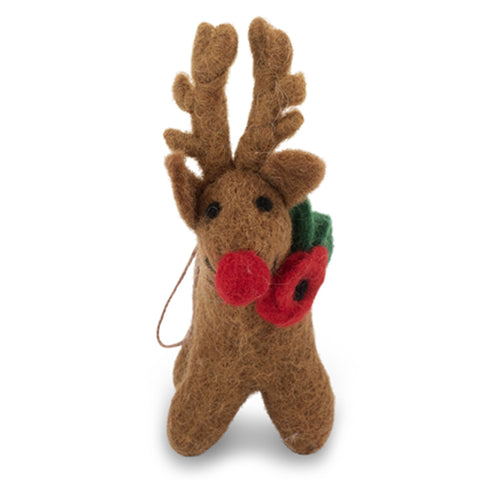 Rudolph with Poppy
