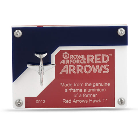 Mini Model Official Red Arrows Hawk T1