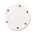 Silk Screen Fine Bone China Plate