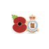 Service Poppy Pin RAF Coningsby
