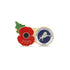 Millwall Poppy Football Pin 2020