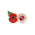 Reading Poppy Football Pin 2020