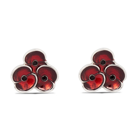 3 Poppy Earrings