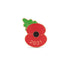 2021 Dated Poppy Pin - £10