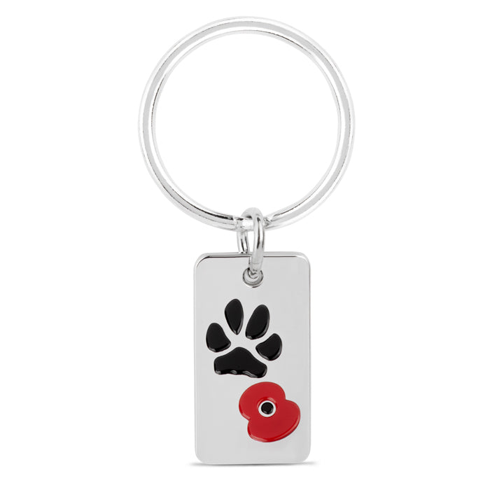 Poppy and Paw Pet Tag