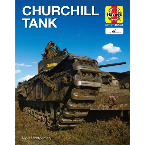 Haynes Manual Churchill Tank