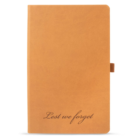 Lest We Forget Journal