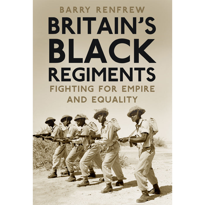 Britain's Black Regiments Book