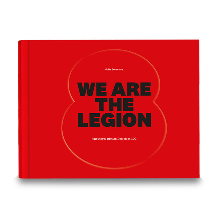 We Are The Legion Book