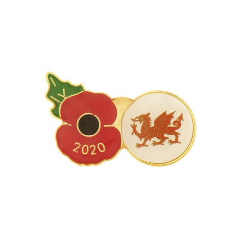 2020 Welsh Pin