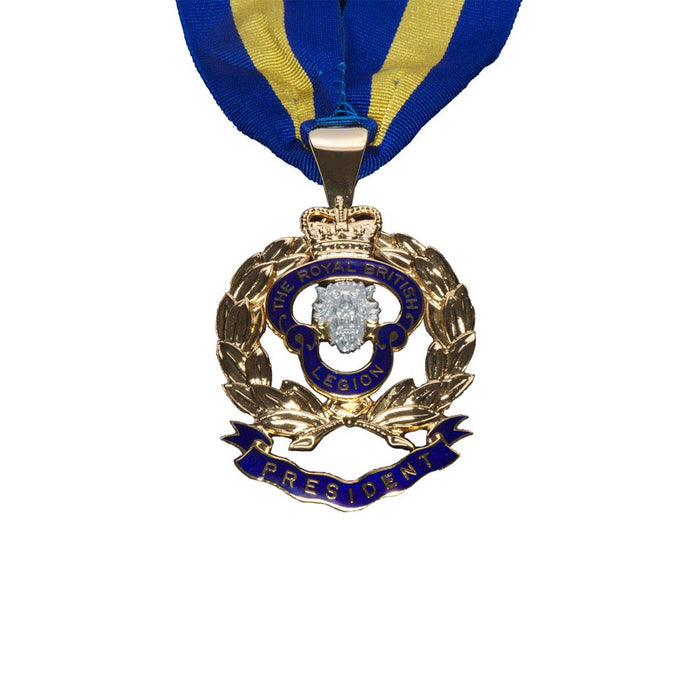 MEMBERS Branch President's Jewel