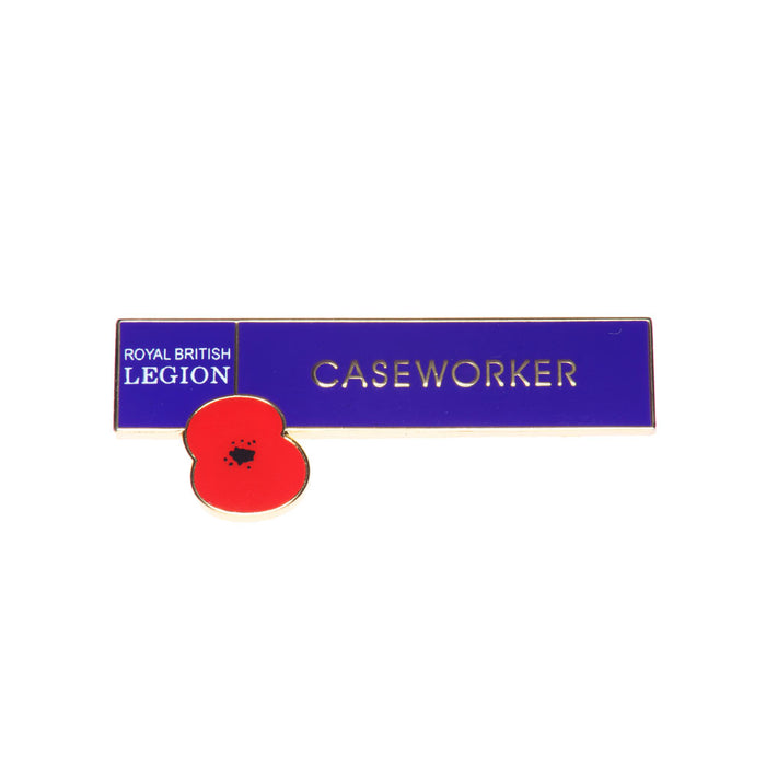 MEMBERS Caseworker Badge