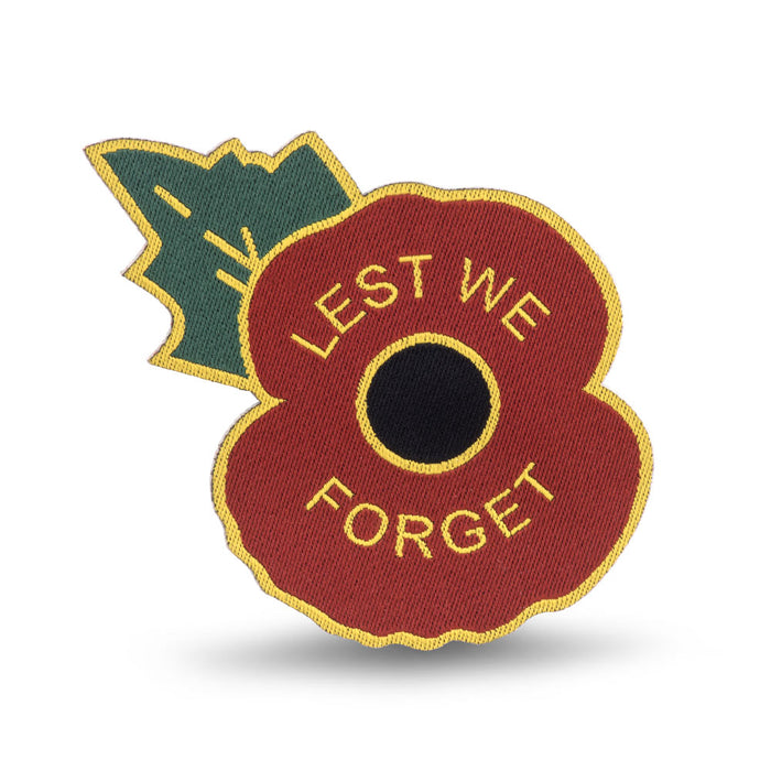 Poppies 4 Kits - Lest We Forget Poppy
