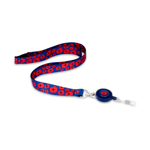 Royal British Legion Lanyard with Reel