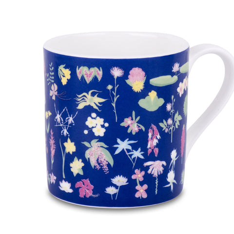 Flowers Of The Commonwealth Mug