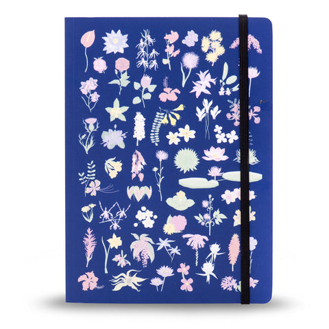 Flowers Of The Commonwealth Notebook