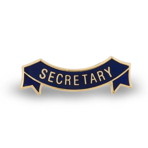 MEMBERS Women's Section Secretary Badge