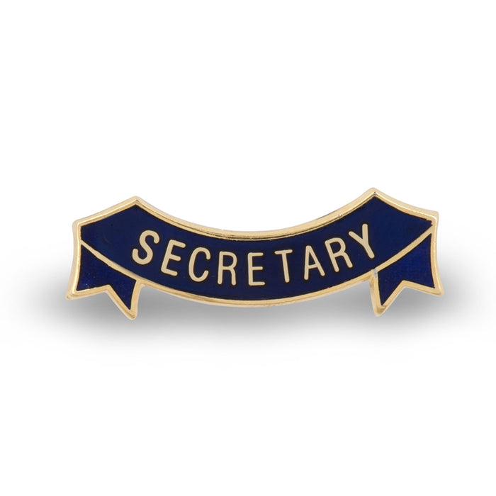 Women's Section Secretary Badge