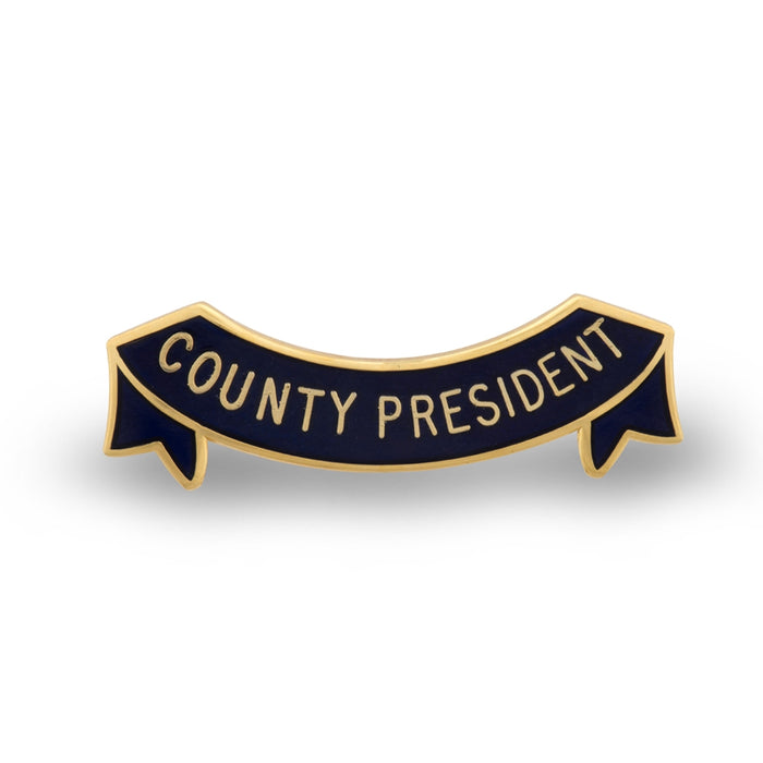 Women's Section Country President Badge