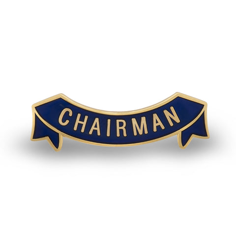 MEMBERS Women's Section Chairman Badge