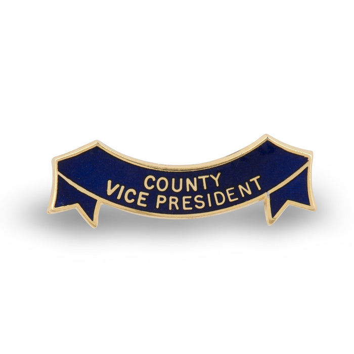 MEMBERS Women's Section County Vice President Badge