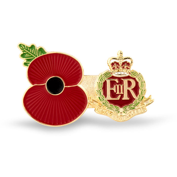 Service Poppy Pin Royal Military Police