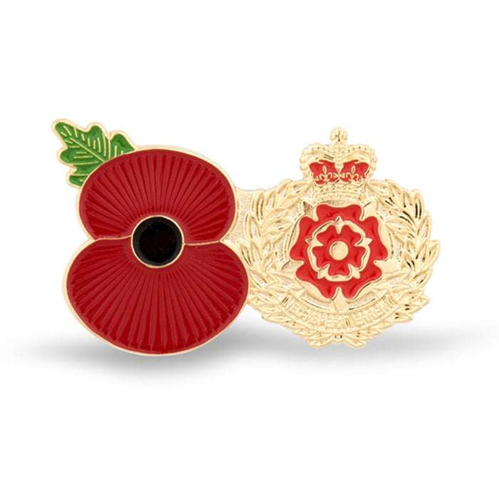Service Poppy Pin The Duke of Lancaster's