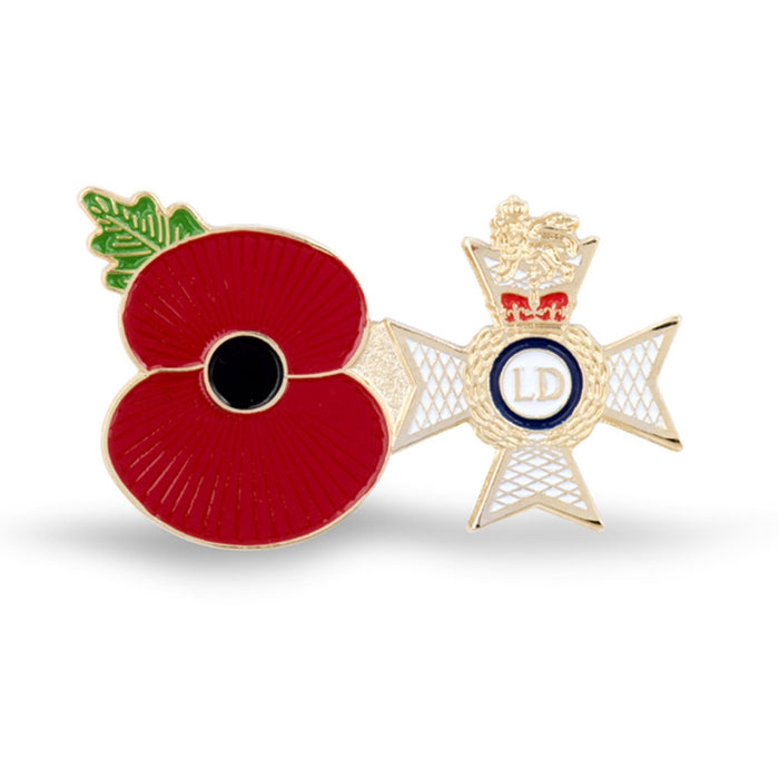 Service Poppy Pin The Light Dragoons