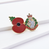 Service Poppy Pin Royal Army Dental Corps