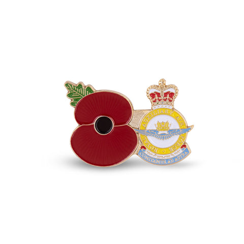 Service Poppy Pin 505 SQUADRON RAUXAF