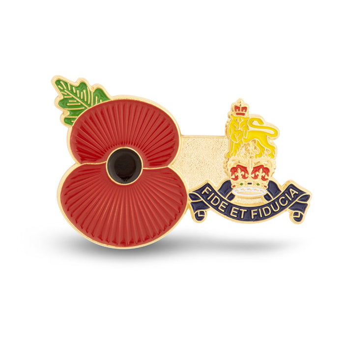 Service Poppy Pin Royal Army Pay Corps
