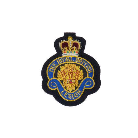 MEMBERS RBL Blazer Badge